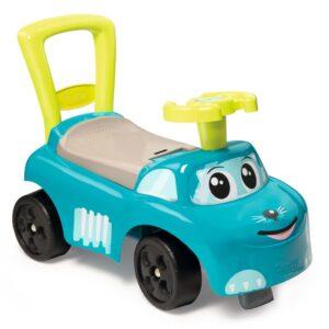 Smoby Gå Bil Blå