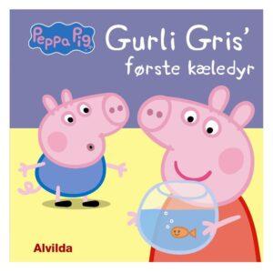 Alvilda Gurli Gris' Første Kæledyr