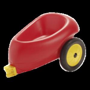DanToy Anhænger gummihjul