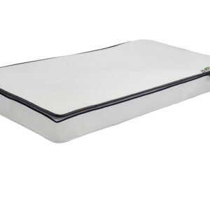 Dream-Safe DreamSafe Madras 60x120cm - Inklusiv Topmadras - Hvid