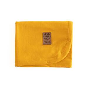 Cloby UV tæppe - gul