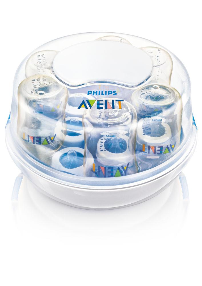 Philips Avent Dampsterilisator t/mikrobølge