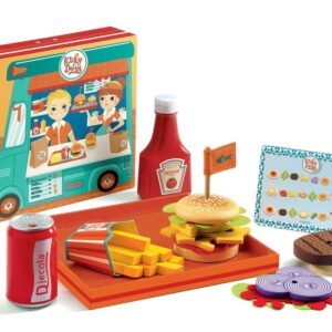 Djeco Burgerbar - Ricky og Daisy