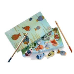 Djeco Fiskespil - Fortryllende Fiskning