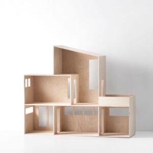 ferm Living Miniature Funkis Hus - Stort