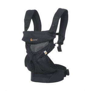 Ergobaby 360 Cool Air Mesh - Onyx Black