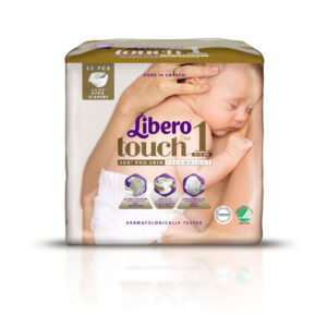 Libero Touch (Str.1) 2-5 kg.