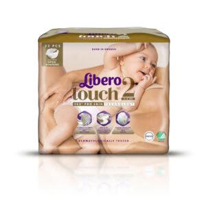 Libero Touch (Str.2) 3-6 kg.
