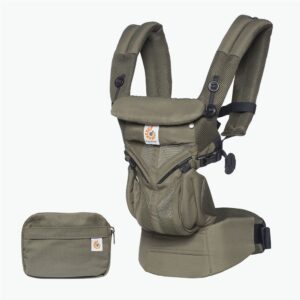 Ergobaby Omni 360 Cool Air - Khaki Green