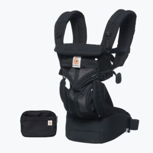 Ergobaby Omni 360 Cool Air - Onyx Black