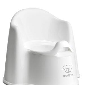 BabyBjörn Pottestol Hvid