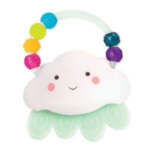 B Toys Rain-glow squeeze rangle