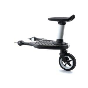 Bugaboo Søskendebræt Comfort Wheeled Board+ - Sort