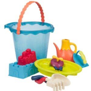 B Toys Spandsæt - Blå