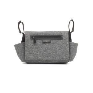 Storksak Stroller Organiser Luxe Grey