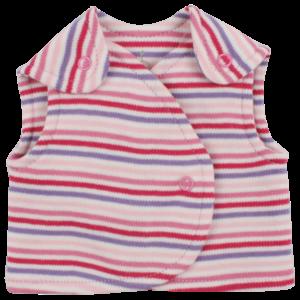 Fixoni Vest - Little Bee - Pink Strib