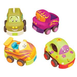 B Toys Wheeeee-Is