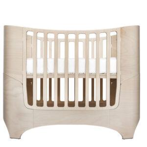 Leander Classic™ Babyseng White Wash inkl. madras